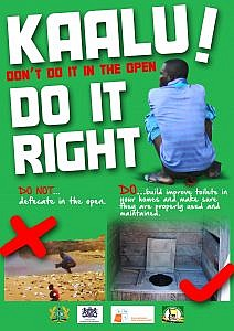 KAALU POSTER_Do it right_green